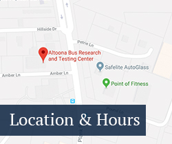 button to location and hours